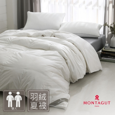 MONTAGUT-德國科技90%羽絨夏被(180x210cm)
