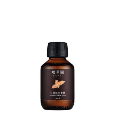 pikcy digger嚴選璞草園平衡保水菁露100ml/適合一般或偏油肌膚保濕鎮緩肌膚
