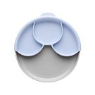 【BONNSU-舊金山Miniware】天然聚乳酸兒童學習餐具- 分隔餐盤組