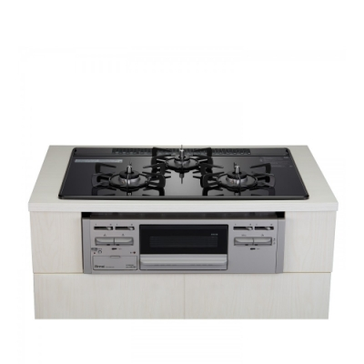 (全省安裝)林內嵌入式三口防漏爐+小烤箱爐連烤瓦斯爐RB71AM5U32S-VW-TR_LPG