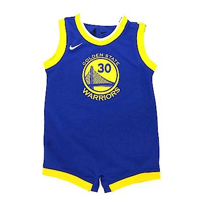 NBA 新生兒包屁衣球衣 勇士隊 Stephen Curry