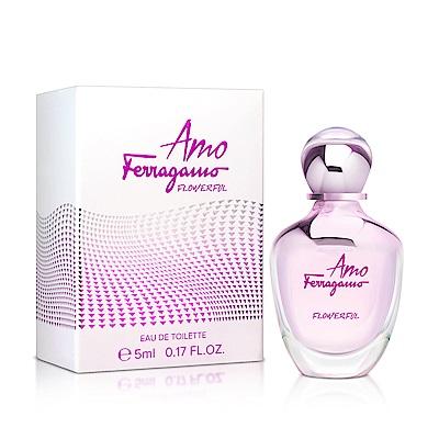 SALVATORE FERRAGAMO  我愛璀璨費拉格慕女性淡香水小香5ml