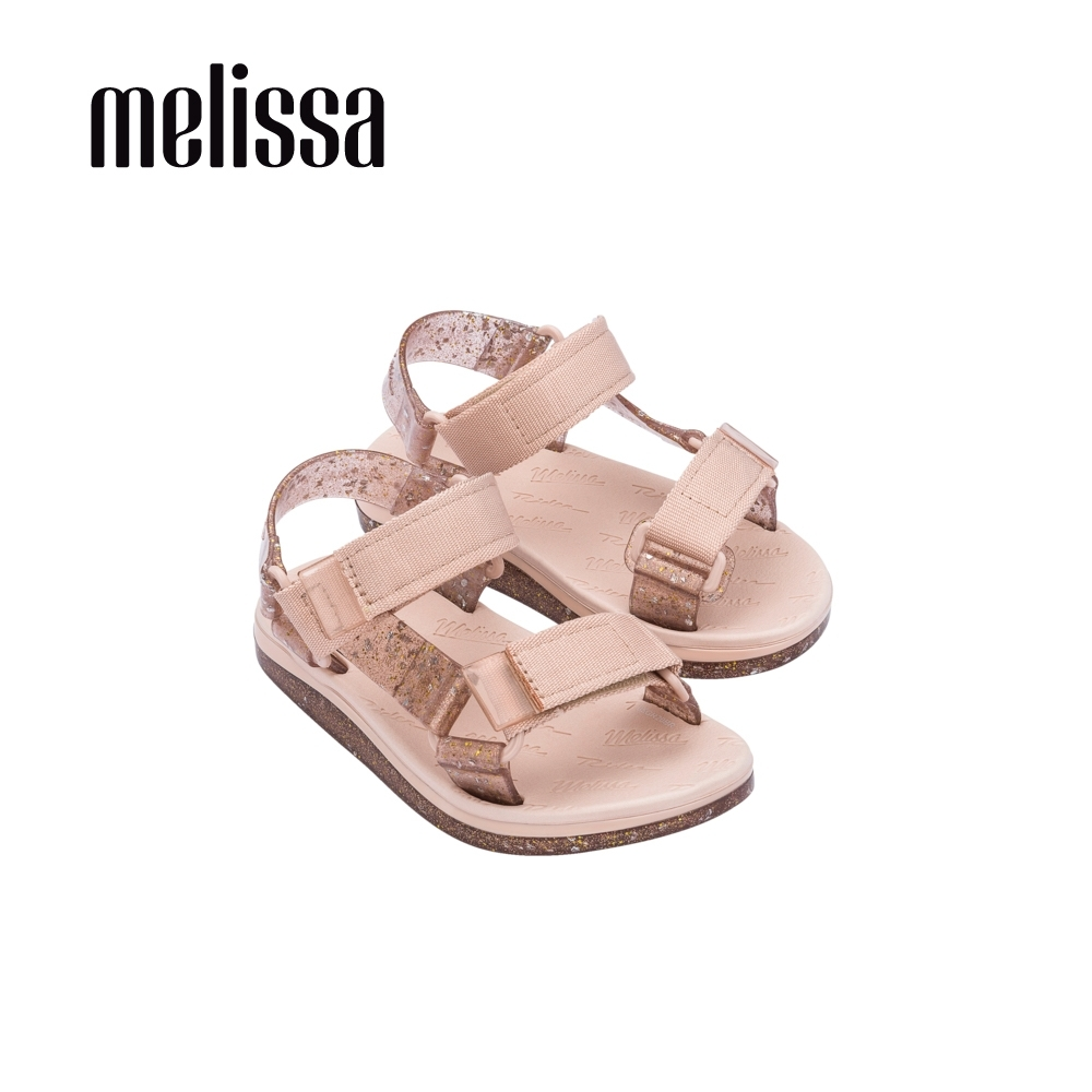 Melissa x Rider Good Time潮流休閒涼鞋 兒童款-粉 product image 1