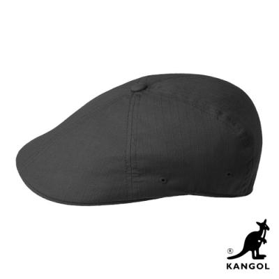 KANGOL -504 RIPSTOP 鴨舌帽-黑色