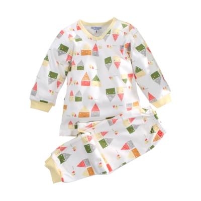 嬰幼兒台灣製純棉中厚長袖套裝 a70279 魔法Baby