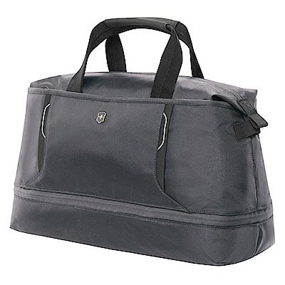 VICTORINOX 瑞士維氏WT 6.0拉鍊伸縮旅行袋-灰