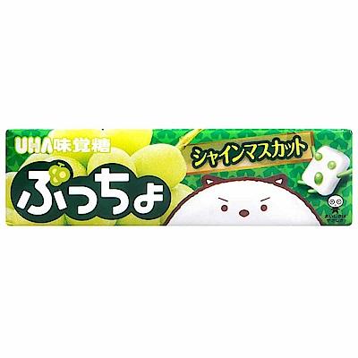 味覺糖 噗啾白葡萄條糖(50g)
