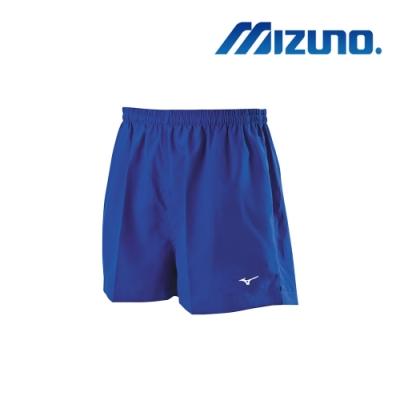 MIZUNO 美津濃 男路跑短褲 法國藍 J2TB8A0122