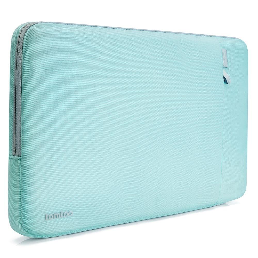 Tomtoc 360°完全防護2代筆電包內袋 ,藍綠 適用13吋新款蘋果筆電