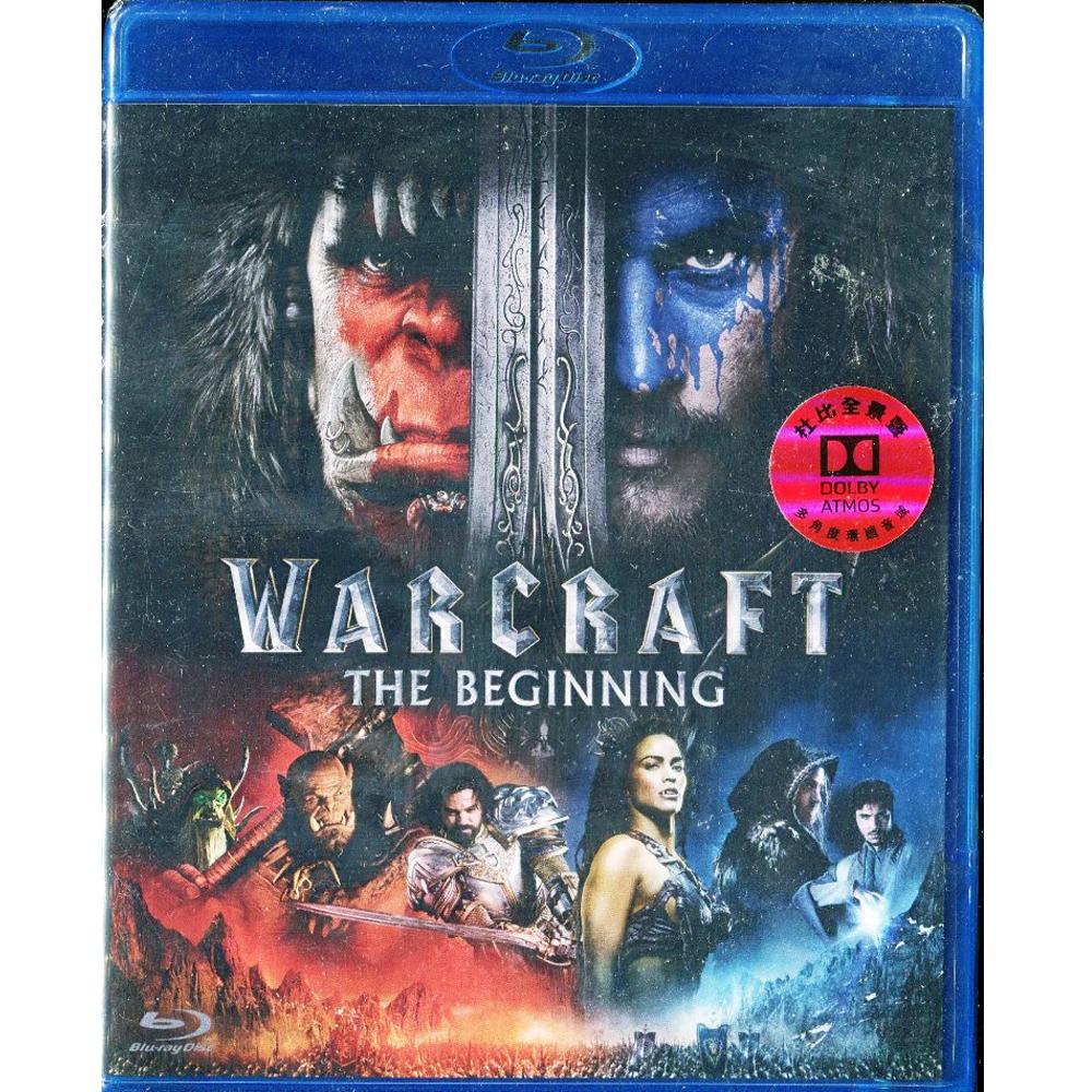 魔獸 崛起 Warcraft   藍光 BD