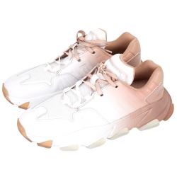 ASH EXTASY 撞色漸層運動老爹鞋(粉褐色)