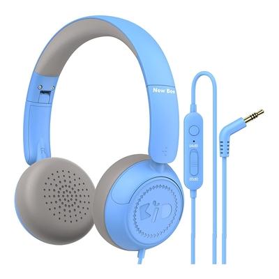 MOOR KH18 可折疊便攜式兒童耳麥(3.5mm版) – N11-001-02