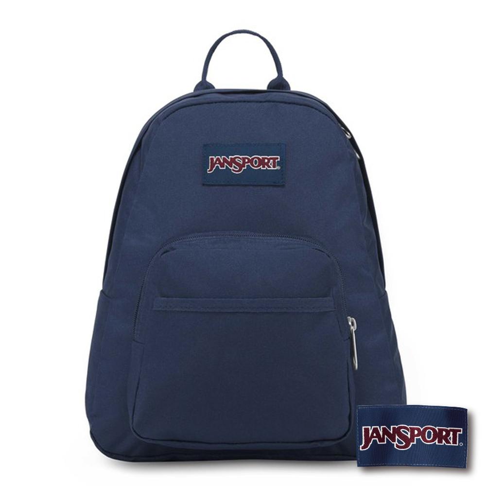 JANSPORT HALF PINT系列小款後背包 -深藍