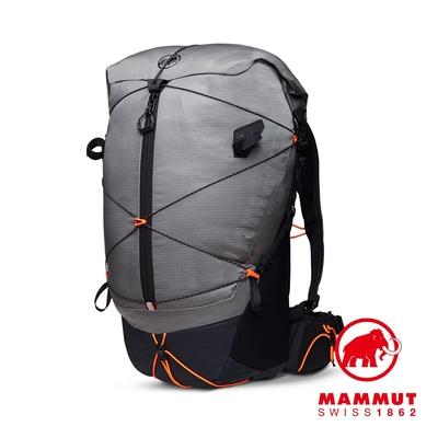 【Mammut】Ducan Spine 28-35 輕量健行後背包 花崗岩灰 #2530-00360