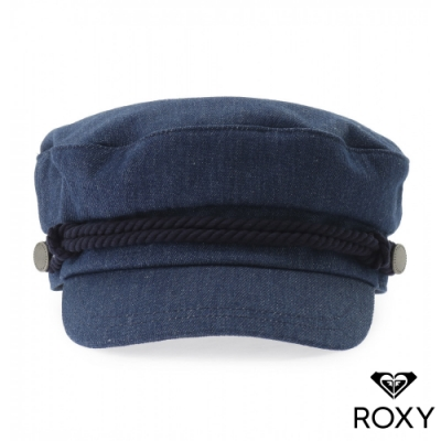 【ROXY】VOYAGE 帽子 海軍藍
