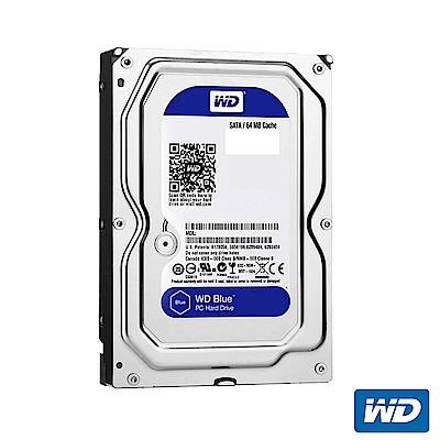 WD60EZAZ 藍標 6TB 3.5吋SATA硬碟