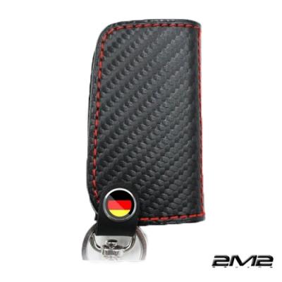 2M2 汽車鑰匙真皮套(BMW X1/E84/X3/E83/X5/E70/X6/E71/E70/寶馬專用)