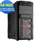 技嘉A320平台[南風神官]A8四核GTX1050Ti獨顯電玩機