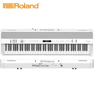 ROLAND FP-90X WH 旗艦型便攜式數位電鋼琴 白色單主機款
