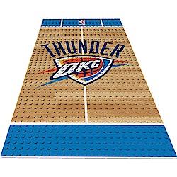 OYO Sports NBA 球場地板 雷霆隊