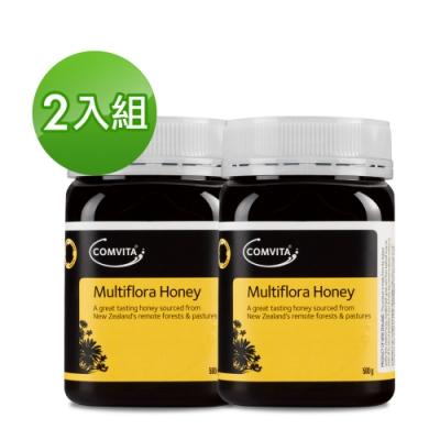 康維他麥蘆卡百花蜂蜜500g-2入組