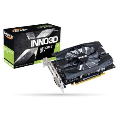 INNO3D映眾GeforceGTX 1650 SUPER 4GB GDDR6Compact 顯示卡