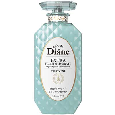 Moist Diane 黛絲恩 完美淨化極潤修護 護髮素 450ml