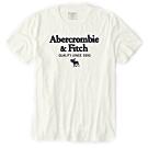 AF a&f Abercrombie & Fitch 短袖 T恤 白色 1468