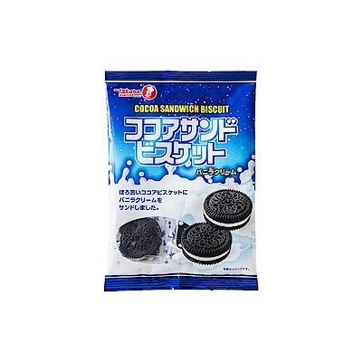 寶製果 香草夾心可可餅乾(85g)