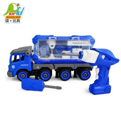 Playful Toys 頑玩具 拆裝警察卡車