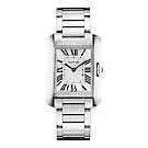 CARTIER 卡地亞 TANK ANGLAISE腕錶 W5310044