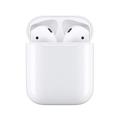 Apple AirPods 第二代 搭配有線充電盒 藍芽無線耳機(MV7N2TA/A)