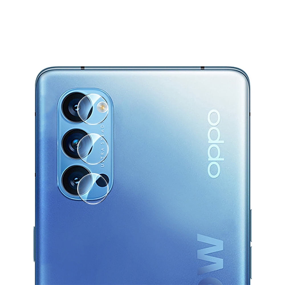 QinD OPPO Reno 4 Pro 鏡頭玻璃貼
