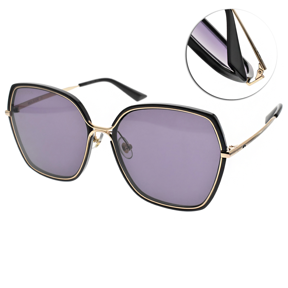 MOLSION太陽眼鏡 Angelababy代言/黑-金 #MS6063 A10