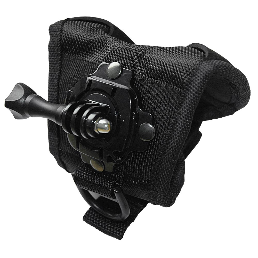 GoPro 強化型360度旋轉掌套手腕帶 for HERO 小蟻 SAMGO
