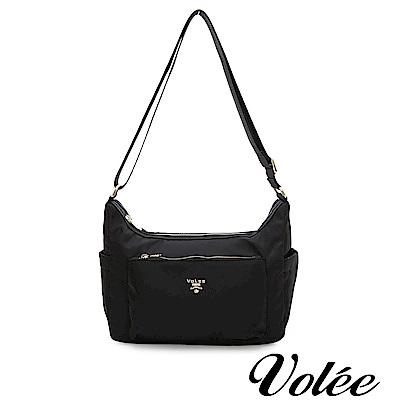 Volee好旅行系列隨行肩背包-德國黑