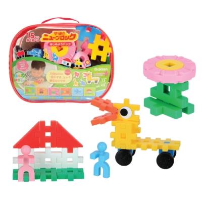 Gakken-日本學研益智積木-基礎組合包(STEAM教具玩具)