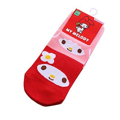 美樂蒂彈性直版襪(2雙一組) k50579 魔法Baby