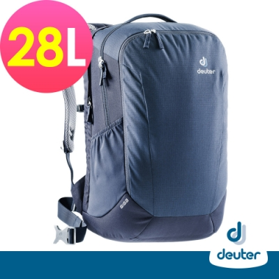 【德國DEUTER】GIGA 28L休閒旅遊後背包/商務包/書包3821020藍