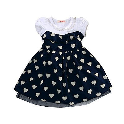 女童蕾絲洋裝 k51157 魔法Baby