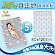【韓國Lolbaby】Hi Jell-O涼感蒟蒻床墊加大_防水格尿款_嬰兒兒童床墊(水湖塗鴉) product thumbnail 2