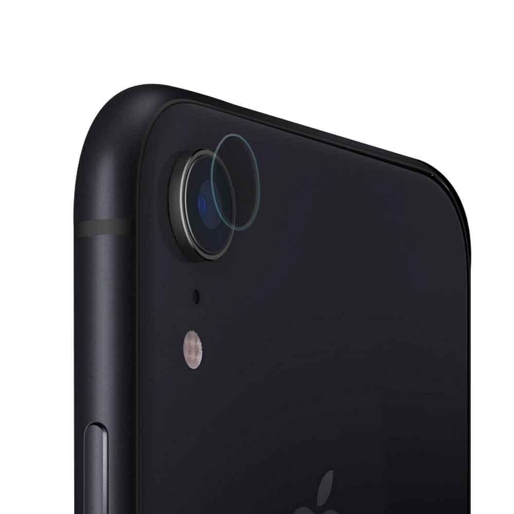 嚴選奇機膜 (2入加1組防塵套)iPhone XR 6.1吋 鏡頭鋼化玻璃膜 鏡頭玻璃膜
