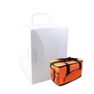 冷熱兩用行動冰箱TK-20A+保冰保溫提袋