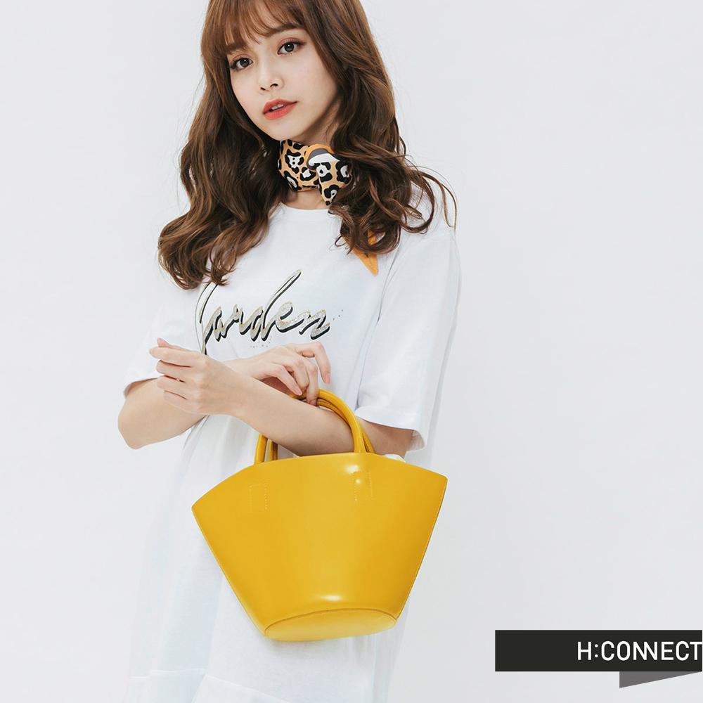 H:CONNECT 韓國品牌 -立體造型兩用小包