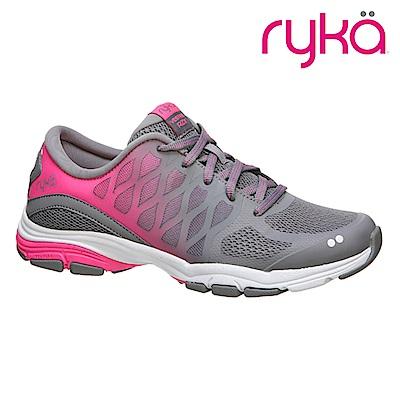 ryka VESTIGE RZX 女健身訓練鞋 灰粉 RKE3823M1021