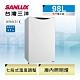 SANLUX台灣三洋 98L 1級定頻單門電冰箱 SR-C98A1 product thumbnail 1