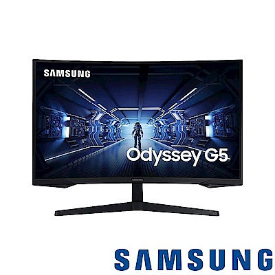 SAMSUNG C32G55TQWC 32型2K G5曲面電競螢幕