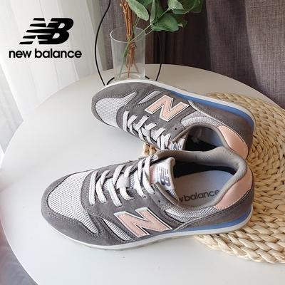 【New Balance】復古運動鞋_女性_灰色_WL373CO2-B楦