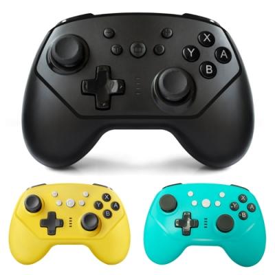 Nintendo任天堂Switch適用 無線/有線Pro控制器遊戲把手 (副廠)
