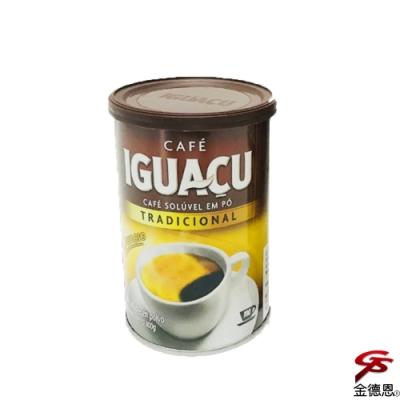 伊瓜蘇即溶咖啡 巴西傳統風味(100g/罐)